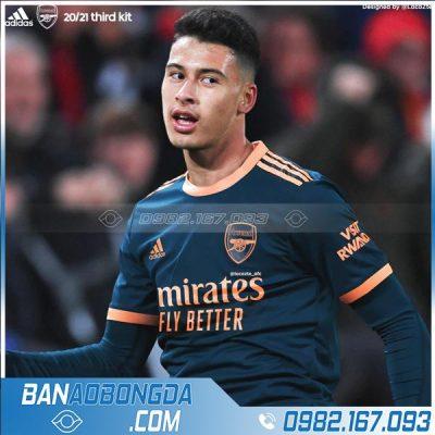 Áo câu lạc bộ Arsenal 2021