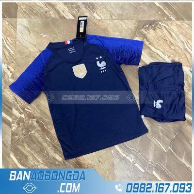 Quần áo đội tuyển Pháp cho trẻ em