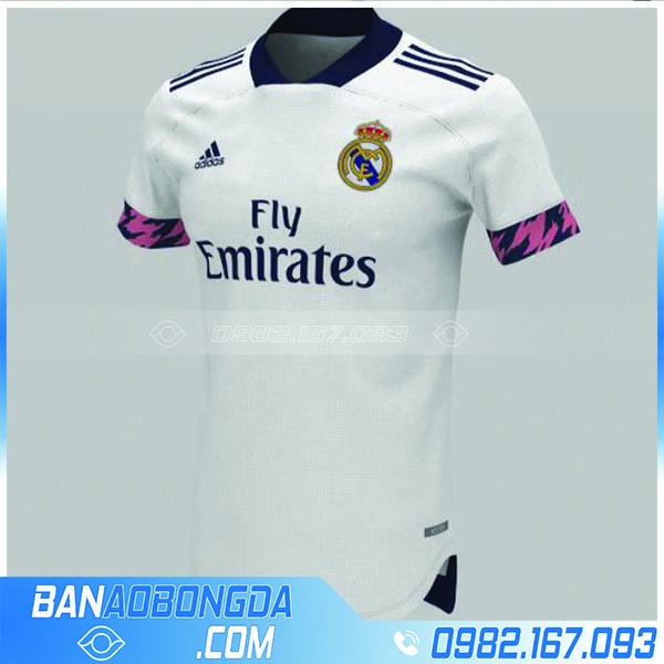 áo Real Madrid 2021 training