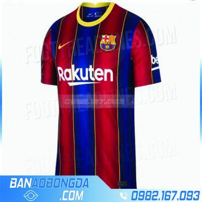 Áo bóng đá barcelona 2021 đẹp