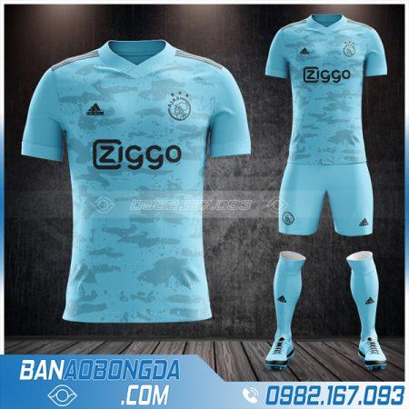 Áo Ajax 2021 sân khách chính thức