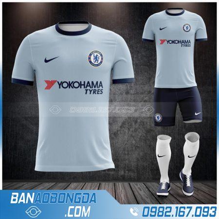 áo chelsea 2021 sân khách đẹp
