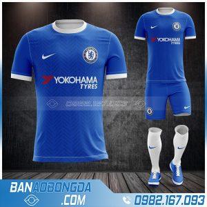 áo Chelsea 2021 sân nhà