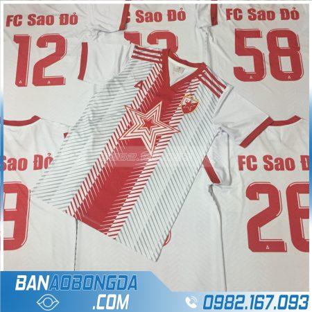 Shop may áo bóng đá uy tín ở ba đình