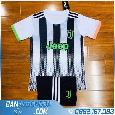 Áo đá banh Juventus size trẻ em