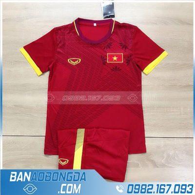 Áo đội tuyển Việt Nam 2020 trẻ em