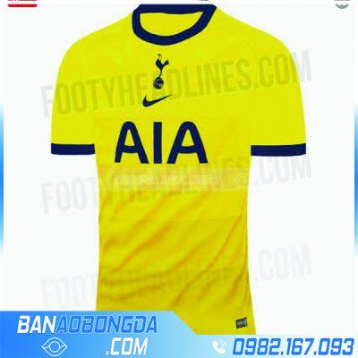 áo Tottenham 2021 sân khách training