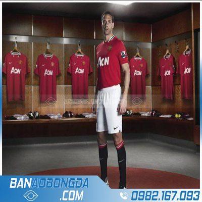 Quần áo Manu 2010 - 2011