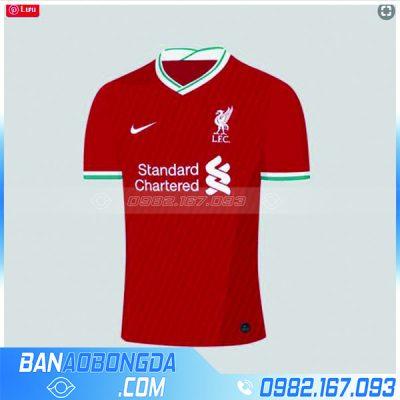 Áo Liverpool 2021 training mới nhất