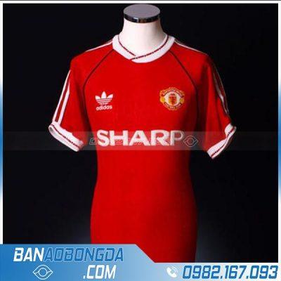 áo bóng đá Manchester United C1 1990 - 1992