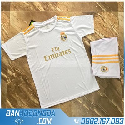 Áo Real Madrid 2020