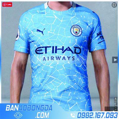 áo bóng đá Man city 2021 mới nhất