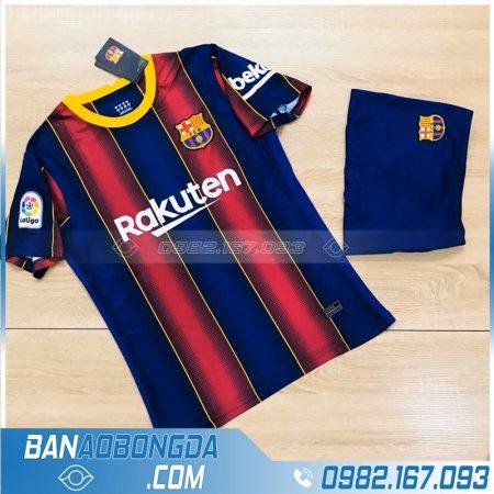 áo bóng đá Barca trẻ em