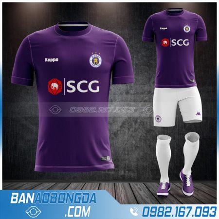 áo hà nội fc 2021 sân nhà