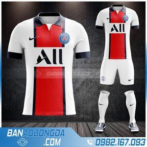 áo PSG 2021 sân khách