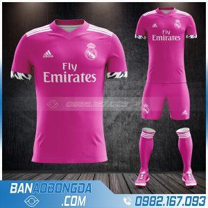 áo Real madrid 2021 sân khách