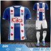 áo SC Heerenven 2021 sân nhà đẹp