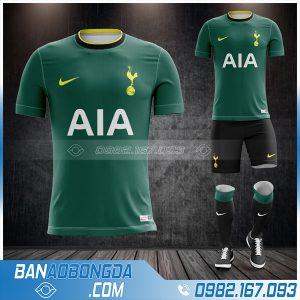 áo Tottenham 2021 sân khách