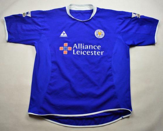 Le coq Sportif nhà tài trợ 2000 - 2005