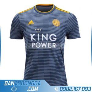 áo Leicester City 2021 tự chế màu xám đẹp nhất