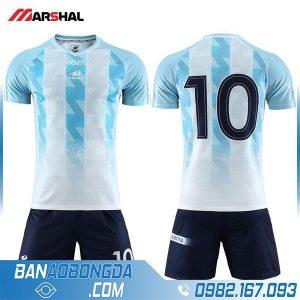 áo bóng đá raglan tự thiết kế HZ 225 cực đẹp