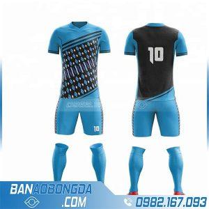 áo bóng đá không logo tự thiết kế HZ 228