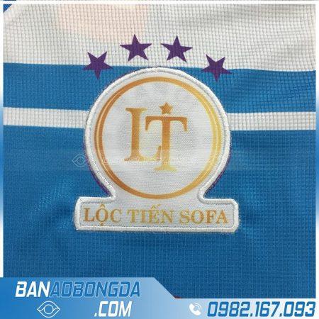 Thêu logo quần áo bóng đá
