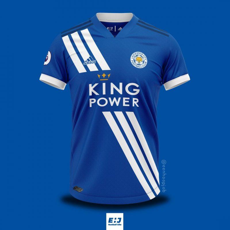 áo Leicester City chế đẹp