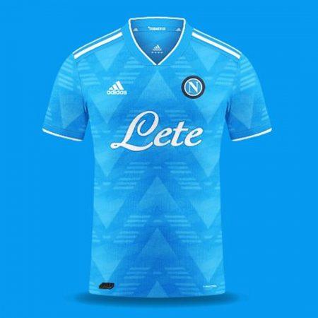 áo Napoli 2021 training