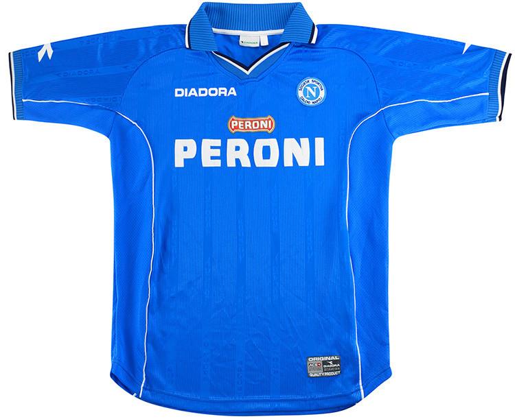 áo câu lạc bộ Napoli đẹp