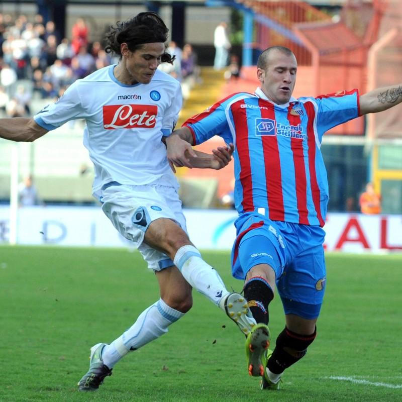Áo Napoli sân khách đẹp qua các thời kì