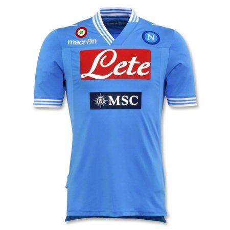Áo Napoli 2012 2013 sân nhà đẹp