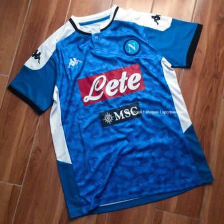 Áo Napoli 2019 2020 sân nhà cao cấp
