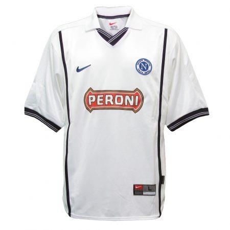 áo Napoli 1999 - 2000 do Nike tài trợ