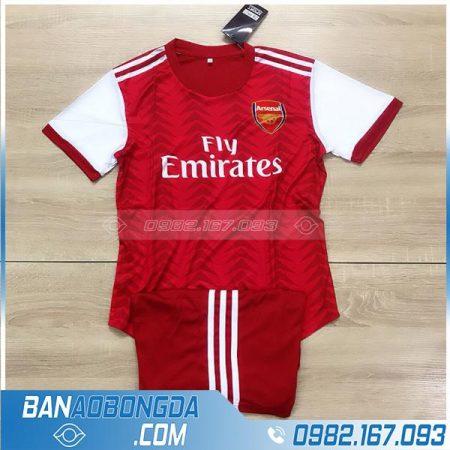 áo bóng đá trẻ em Arsenal