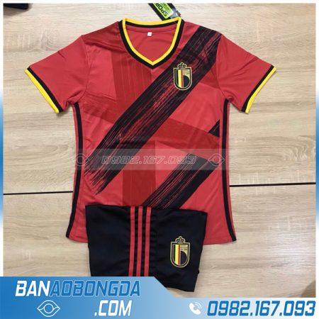 áo trẻ em đội tuyển Bỉ