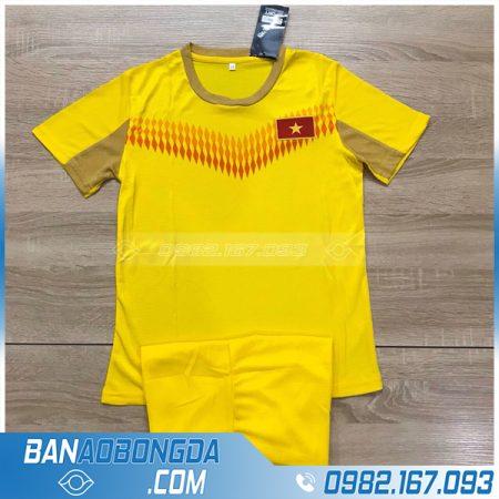 áo đội tuyển Việt Nam trẻ em màu vàng
