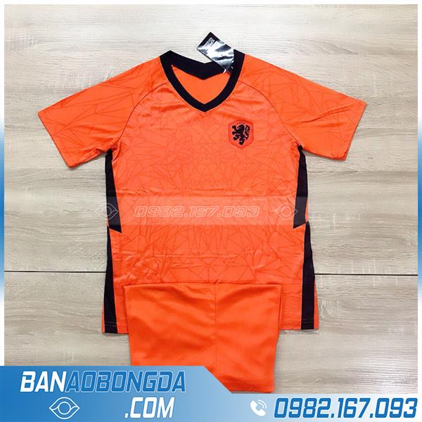 áo đá banh trẻ em đội tuyển Hà Lan