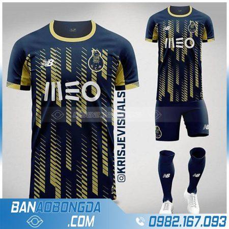 áo bóng đá công ty HZ 259