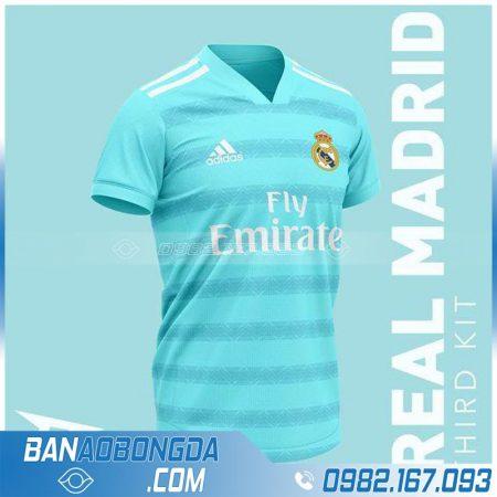 Áo bóng đá Real Madrid chế đẹp