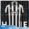 áo Juventus thiết kế theo yêu cầu đẹp