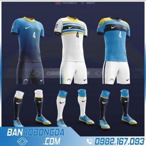 áo bóng đá công ty đẹp giá tốt