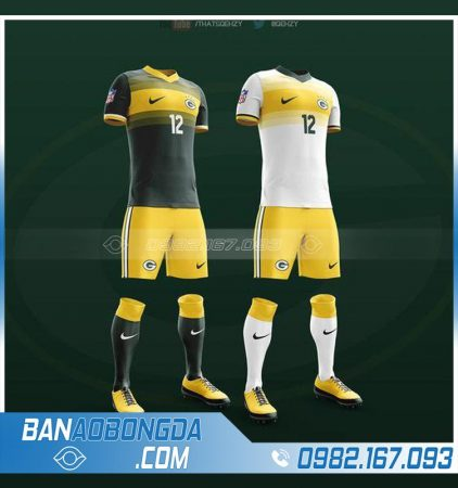 áo bóng đá công ty đẹp HZ 286