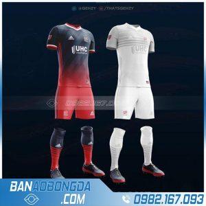 đồng phục bóng đá công ty đẹp