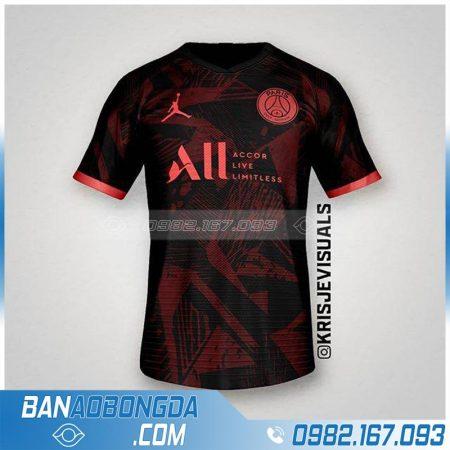 áo PSG tự thiết kế đẹp