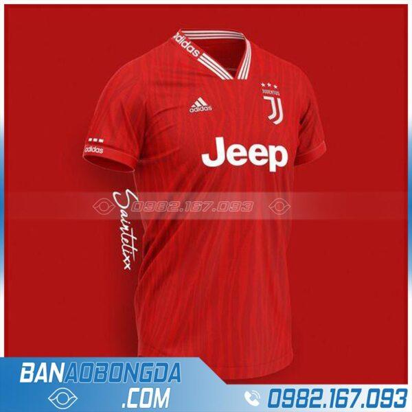 áo thể thao Juventus thiết kế đẹp