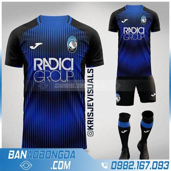áo bóng đá Atalanta thiết kế