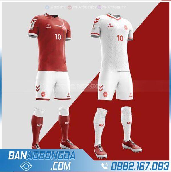 Thiết kế áo bóng đá đẹp theo yêu cầu
