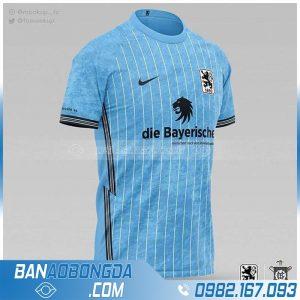 áo bóng đá công ty đẹp
