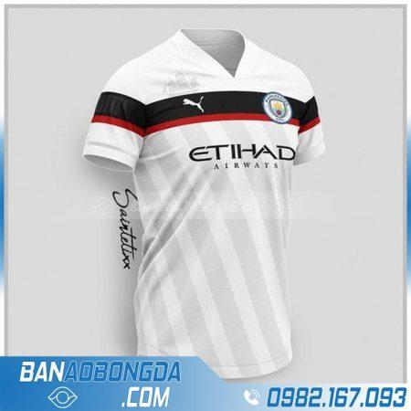 áo manchester city tự thiết kế